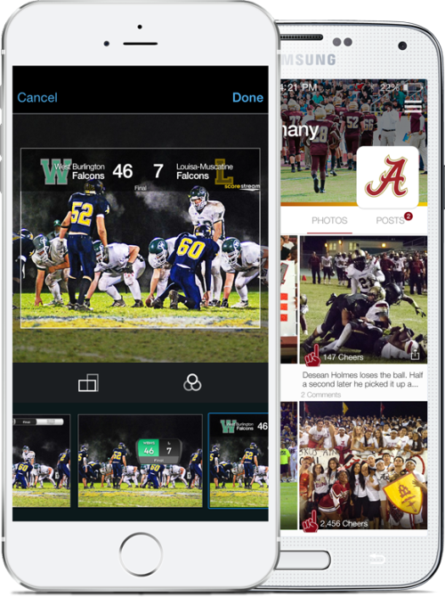 ScoreStream - Your Destination for High School and Local Sports